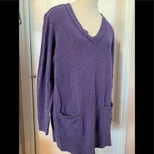 Sweaters - ❤️3 for $10 ❤️ DKNY Cozy cotton sweater